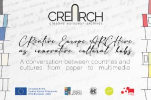 CREARCH project: Workshop @ online
